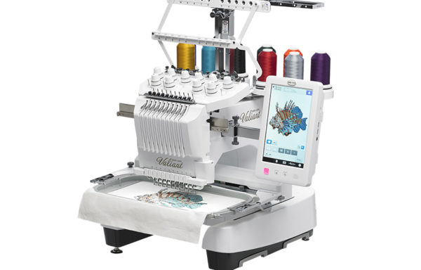 Valiant 10 Needle Embroidery Machine