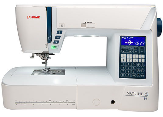 Janome S6